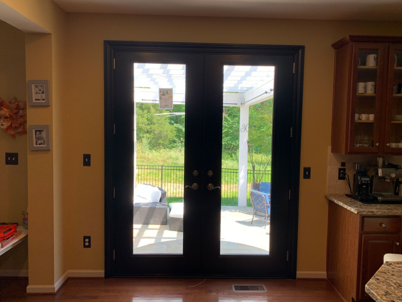 after-french-door